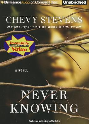 [CD] Never Knowing By Stevens, Chevy/ MacDuffie, Carrington (NRT)